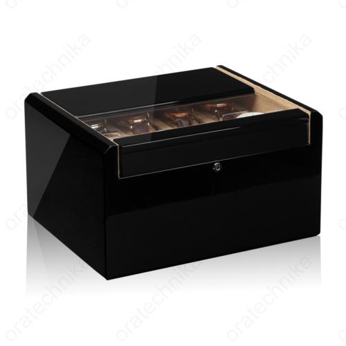 MODALO Imperia '16' black óratároló doboz