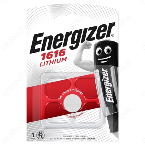 Energizer CR1616 lítium gombelem