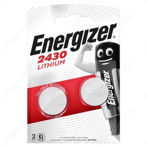 Energizer CR2430 lítium gombelem