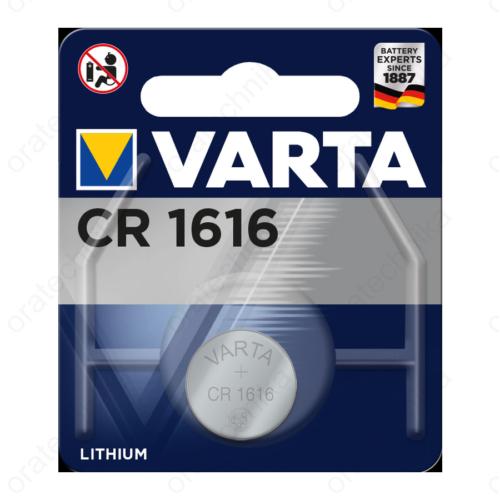 Varta CR1616 lítium gombelem