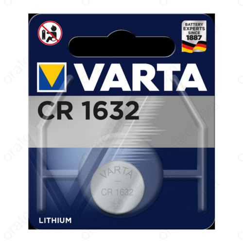 Varta CR1632 lítium gombelem