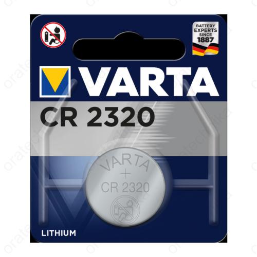 Varta CR2320 lítium gombelem