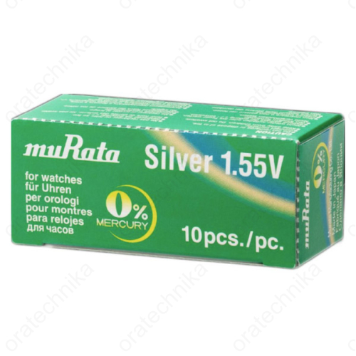 muRata 362 / SR58 / SR721SW