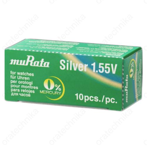 muRata 357 / SR44 / SR1154W