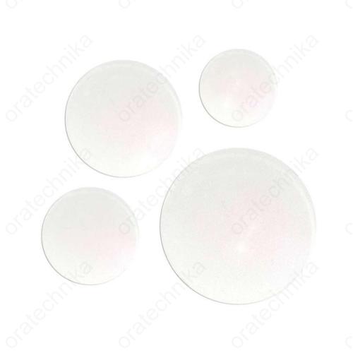 Óraüveg sík 2 mm vastag: 2,10-40,0 mm átm.
