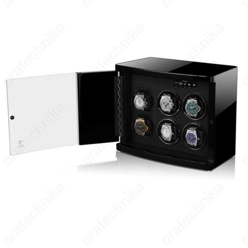 MODALO MV4 Timeless 4+2 black óraforgató