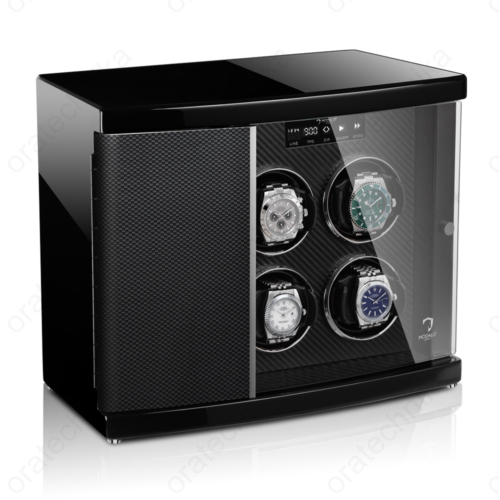 MODALO MV4 Timeless 6 Carbon óraforgató