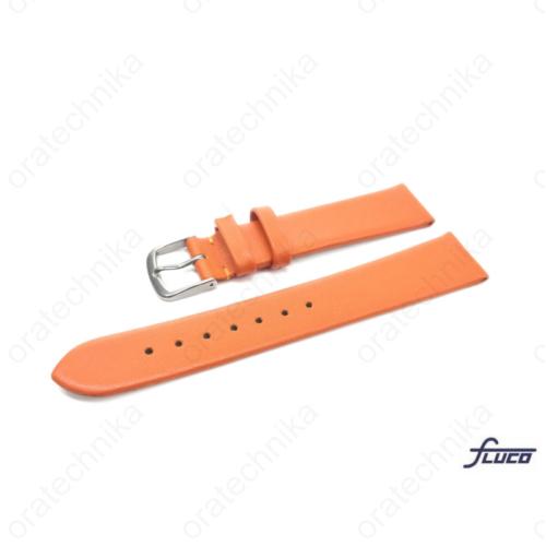 Fluco Consul óraszíj narancs színben