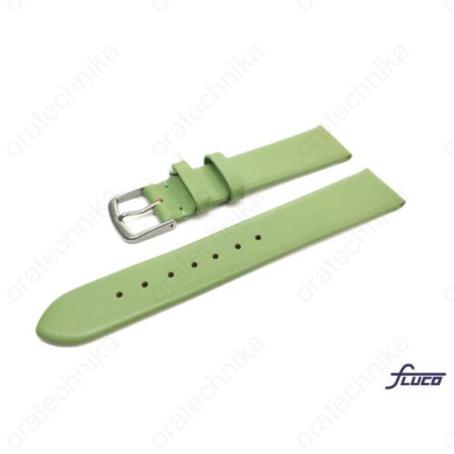 Fluco Consul óraszíj zöld színben