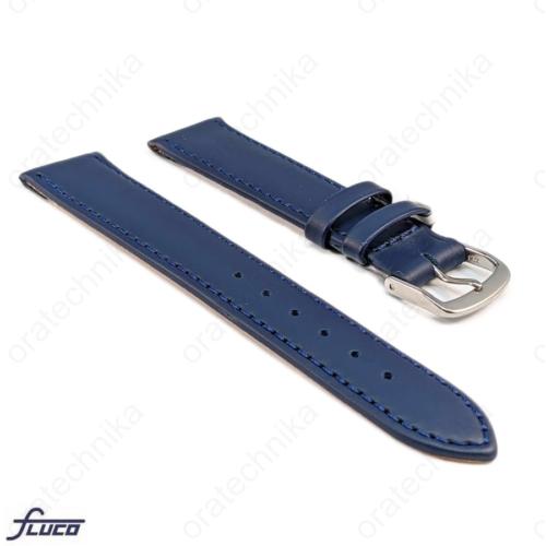 Fluco Triumpf óraszíj kék színben