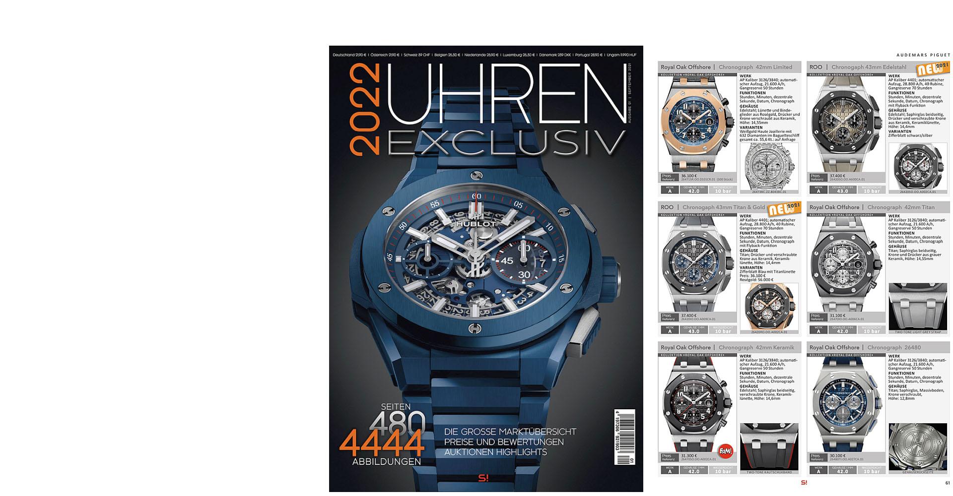 Uhren 2022